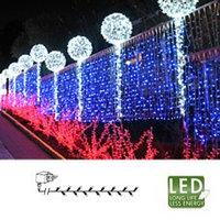 Гирлянда LED прозр кабель меняющая цвета KA496059