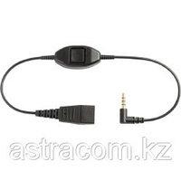 JABRA 8735-019 шнур-переходник с QD на 3,5 мм (8735-019)