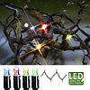 Гирлянда светодиод. Цепочка разноцветная 12м 96 диодов 476-51