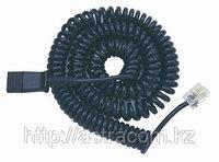 Plantronics U10P — витой шнур с QD для подключения профессиональных гарнитур Н-серии к телефону