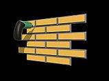 Фасадная цокольная панель - речной бут, фото 5