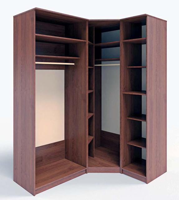 Угловые шкафы