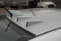 Накладка на крышу с плавниками Hyundai Accent, фото 1