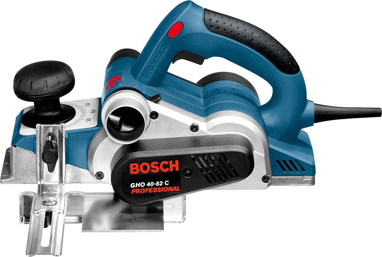 Рубанок электрический Bosch GHO 40-82 C 060159A760