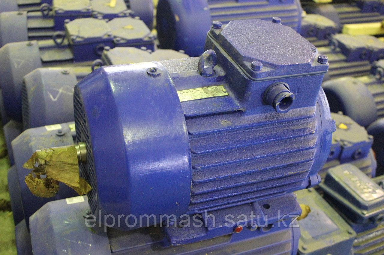 Электродвигатель крановый МТН 011-6 1.4кВт 890