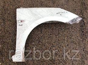 Крыло переднее правое Hyundai Accent/Solaris 2011-