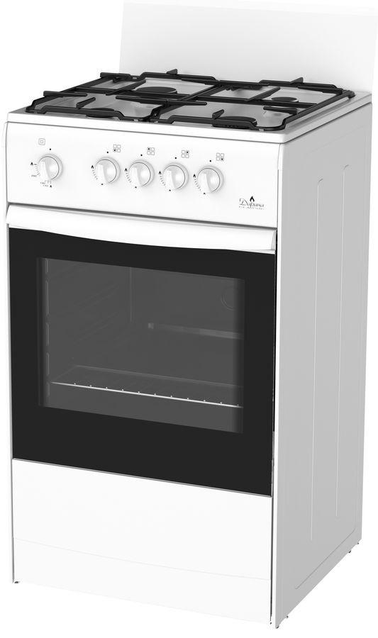 Газовая плита Дарина S GM-441001 W
