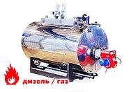 Газовый Парогенератор ПГ-1000 на раме