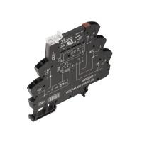1127120000 TOZ 230VAC RC 48VDC0,1A, Ток: 100 мА