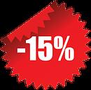 Ковролин (ковролан) со скидкой 15%