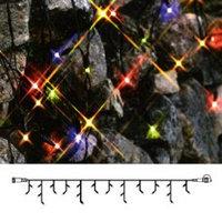 Гирлянда светодиод. дополн. Дождь разноцв. 3х0,4м System 24 491-10-80