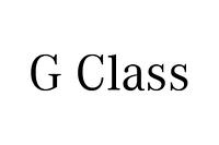 Тормозные диски Мерседес G Class