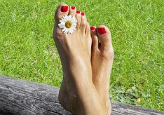 Заболевание ног