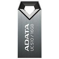 "USB-флеш-накопитель ""A-DATA  USB Dash Drive 2.0    16GB  M:UC510 Titanium"""