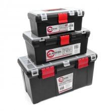 Ящики, органайзеры, сумки и шкафы для инструмента