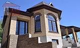 Фасадная панель - старый кирпич, фото 6