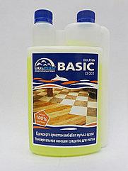 Щелочное средство для мытья полов - DOLPHIN BASIC 1 литр с дозатором