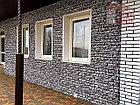 Фасадная армированная,  бетонная панель - кирпич Норд, фото 4