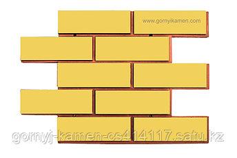 Фасадная панель - широкий кирпич, фото 2