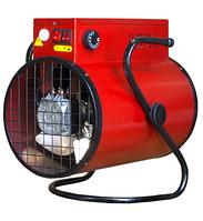 Тепловентилятор Теплотех ТВ-9П Ph-9/6/3 кВт