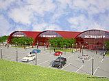 Дизайн проект выставочного комплекса, фото 3