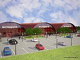 Дизайн проект выставочного комплекса, фото 4