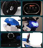 Электромотоцикл  FB-6187 (Два мотора), фото 5