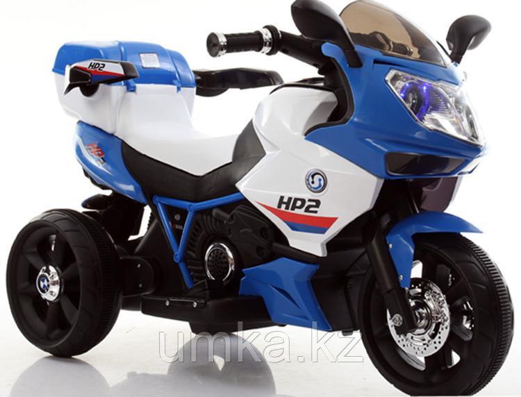 Электромотоцикл  FB-6187 (Два мотора)