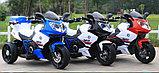 Электромотоцикл  FB-6187 (Два мотора), фото 6