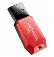 "USB-флеш-накопитель ""A-DATA  USB Dash Drive 2.0       32GB  Slim Bevelled  M:UV100 Red"""