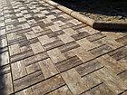 Брусчатка тротуарная плитка - Дощечки, фото 5