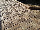 Тротуарная плитка - Дощечки, фото 4