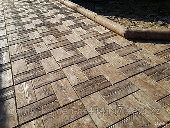 Тротуарная плитка - Дощечки, фото 2