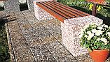 Брусчатка тротуарная плитка - Галька, фото 4