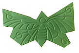 Тротуарная плитка - Бабочка, фото 2
