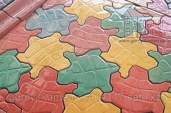 Тротуарная плитка - Черепашка, фото 2