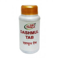 Дашмул - Dashmula Shri ganga.100 таб.