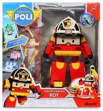 83284 Robocar Poli Рой мега трансформер