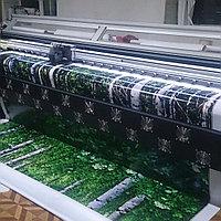 Астана печать баннера на заборы