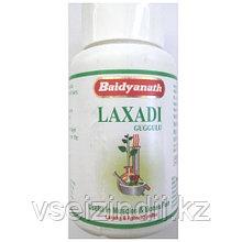 Лакшади Гуггул, Байдьянахт  (Baidyanath Laxadi Guggulu)-остеопороз, 80 табл