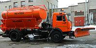 Машина комбинированная уборочная МД-43253