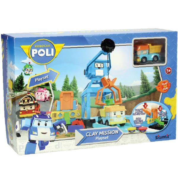 Робокар Поли 83252 Цементный завод