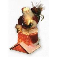 Декорация Дед Мороз с подарками 680-20