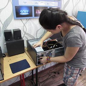 Ремонт и наладка компьютеров. 1