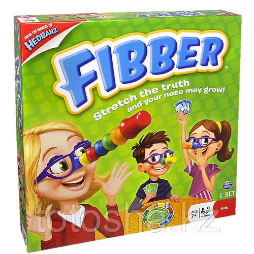 Spin Master 34545 Фиббер Fibber (зеленый)