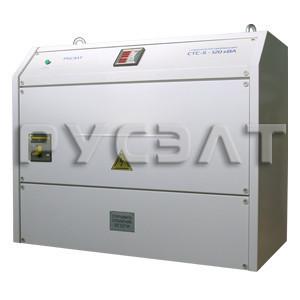 Стабилизатор напряжения трехфазный 63 кВА СТС-5-63-380-А-У3