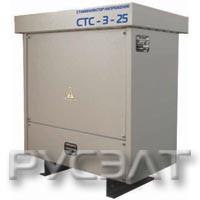 Стабилизатор напряжения трехфазный 120 кВА СТС-5-120-380-М-УХЛ2