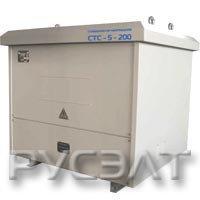 Стабилизатор напряжения трехфазный 160 кВА СТС-5-160-380-М-УХЛ2