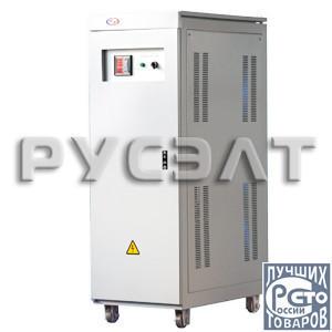 Стабилизатор напряжения трехфазный СТЭМ-3-160/3-А У3