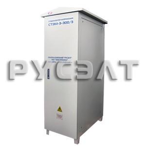 Стабилизатор напряжения трехфазный СТЭМ-3-160/3-М УХЛ2
